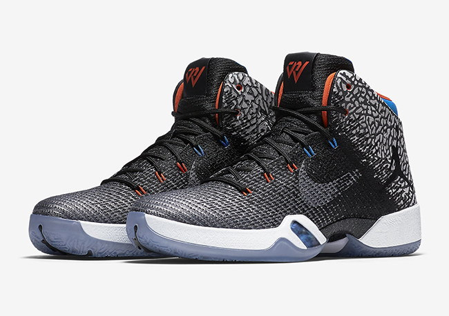 Air Jordan XXX1 Why Not Russell Westbrook Elephant Print