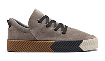 Alexander Wang adidas AW Skate Grey