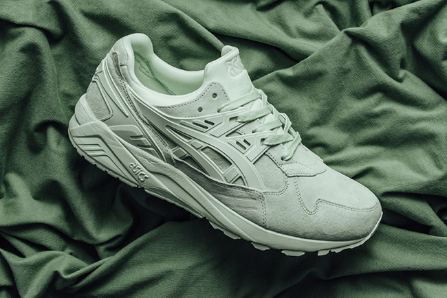 Asics Gel Kayano Trainer Bay Green