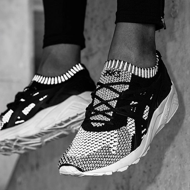 Asics Gel Kayano Trainer Knit Reflective