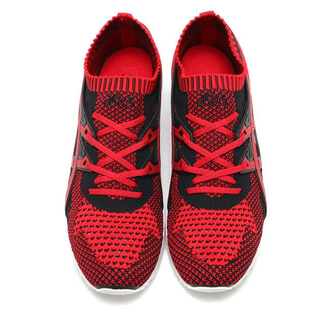 Asics Gel Kayano Trainer Knit Red