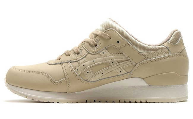 Asics Gel Lyte III Latte Leather