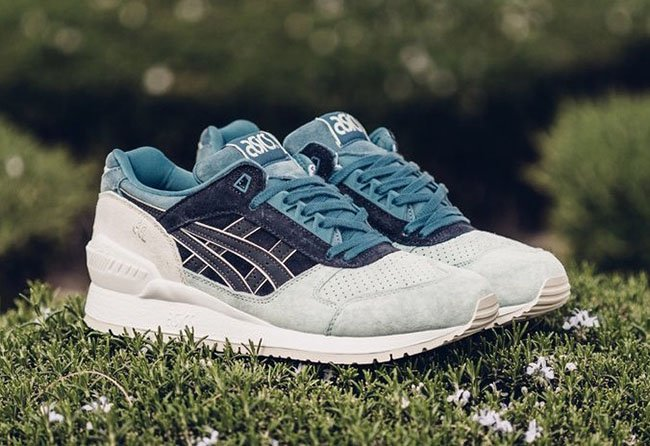 Asics Gel Respector India Ink