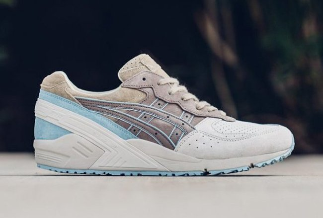 Asics Gel Sight Taupe Grey