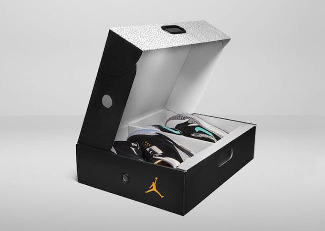 atmos Air Jordan 3 Nike Air Max 1 Pack Release Date