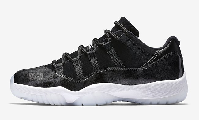 Barons Air Jordan 11 Low 528895-010