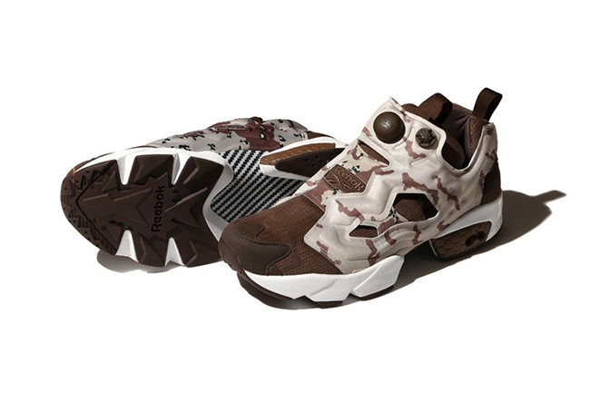 BEAMS Reebok Insta Pump Fury