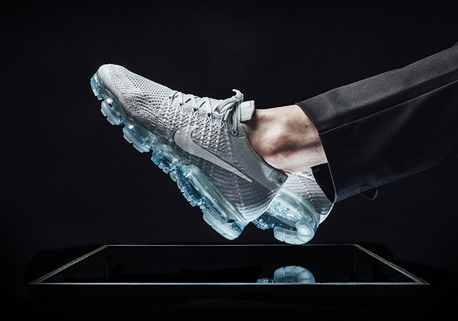 Behind the Design of the Nike Air VaporMax