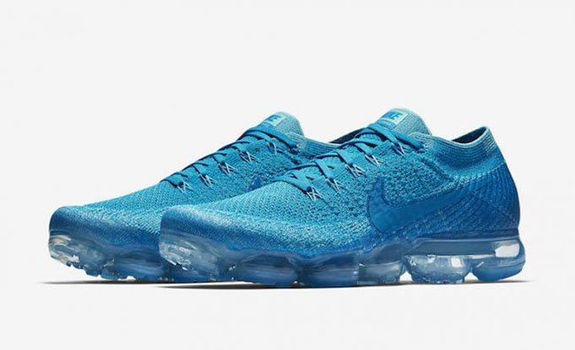 Blue Orbit Nike Air VaporMax