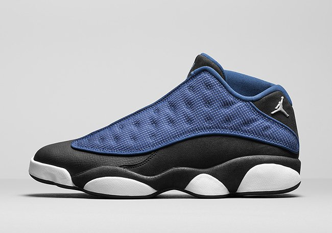 Brave Blue Air Jordan 13 Low