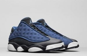 Brave Blue Air Jordan 13 Low