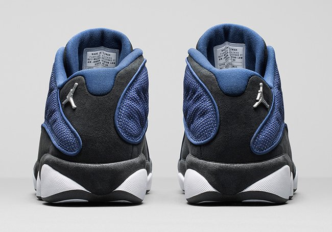 the latest 258cf 6c82e Air Jordan 13 Low  Brave Blue  Releases Tomorrow