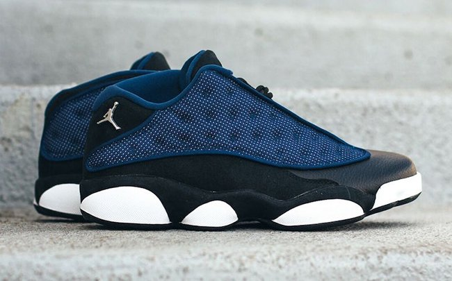 Brave Blue Air Jordan 13 Low Retro