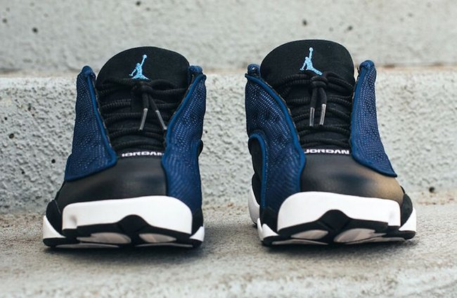 c5b1da03e99 Air Jordan 13 Low Brave Blue Retro 2017 Release Date | SneakerFiles