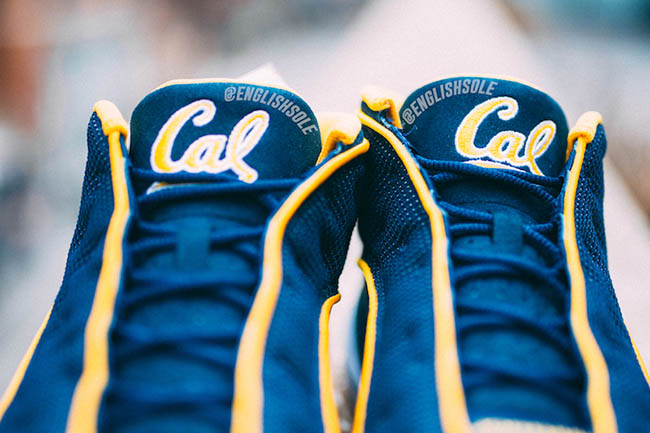 Cal Air Jordan 13 Low PE