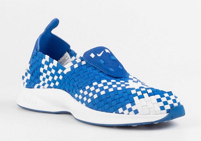 colette Nike Air Woven Blue White 20th Anniversary