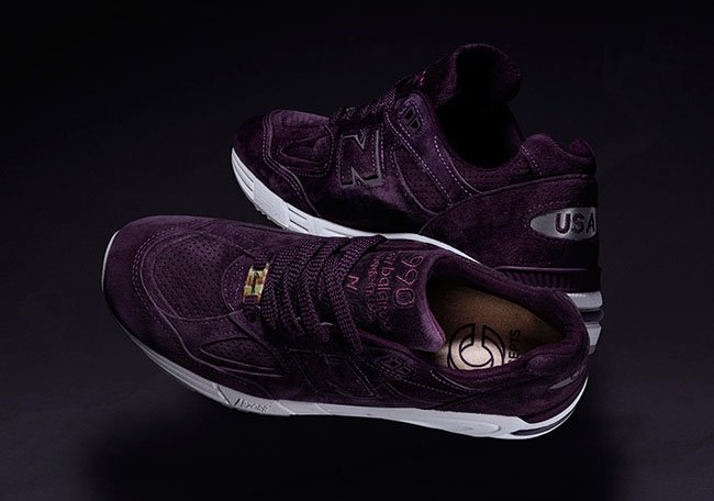 Concepts x New Balance 990V2 Tyrian Release Date