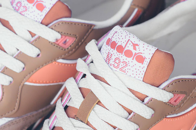 Diadora N-92 WNT Dusty Coral