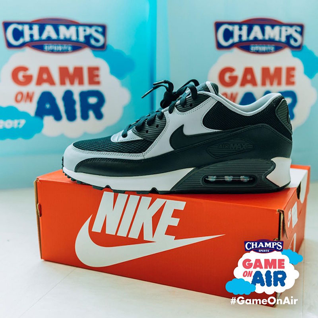 DJ Khaled Champs Sports Air Max Day