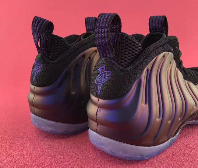 Eggplant Nike Foamposite One 2017