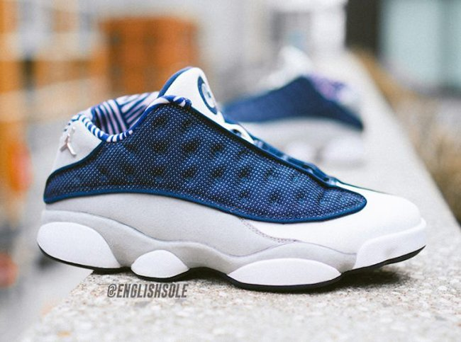 Georgetown Hoyas Air Jordan 13 Low