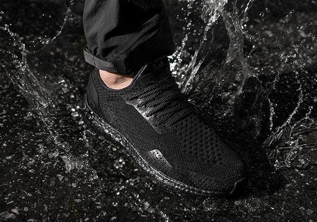 Haven adidas Ultra Boost Triple Black Release Date