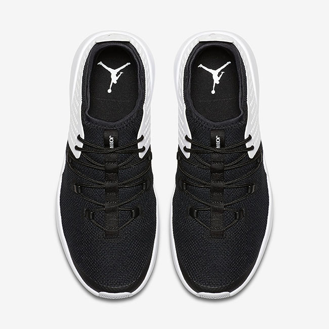 Jordan Express Black White