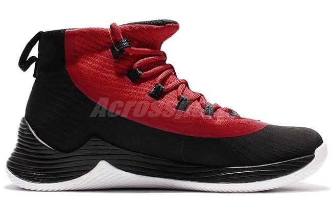 Jordan Ultra Fly 2 Black Gym Red White