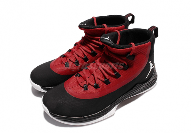 0413e7f350c7b Jordan Ultra Fly 2 Black Gym Red White 914479-001