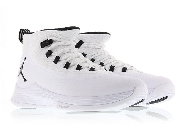 Jordan Ultra Fly 2 White Black