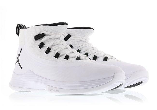 fffcc796b6b Jordan Ultra Fly 2 White Black 897998-111 | SneakerFiles