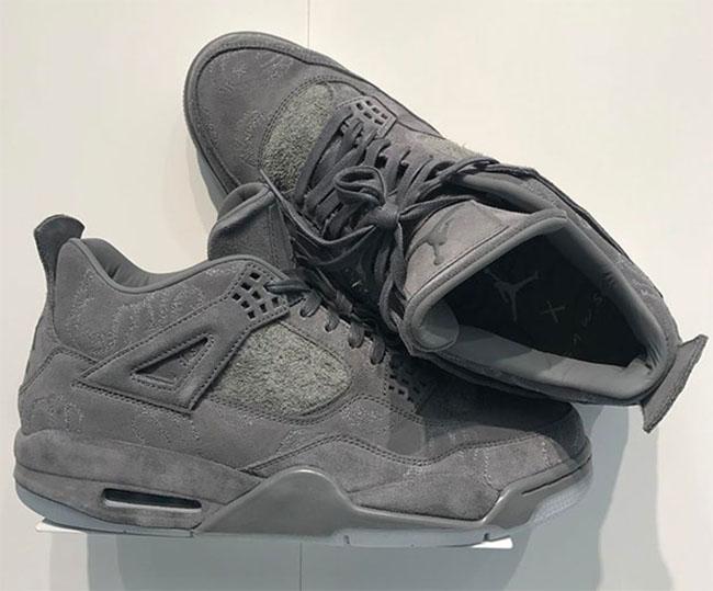 KAWS Air Jordan 4