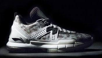 Li-Ning Way of Wade 5 Grey Camo