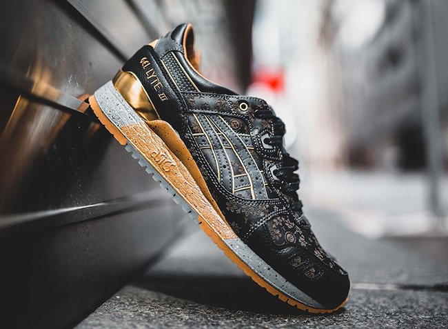 Limited Edt x Asics Tiger Gel Lyte Pack