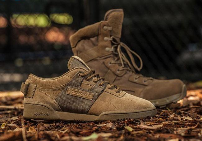 mita Sneakers x Reebok Workout Low Clean