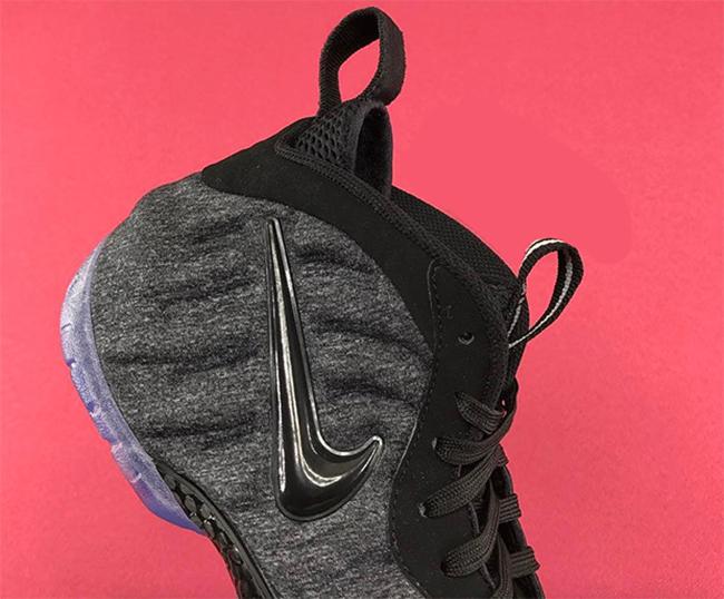 Nike Air Foamposite Pro Fleece Wool Release