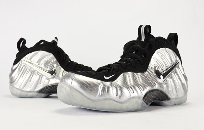 huge selection of 3cdd5 9d582 Nike Air Foamposite Pro Silver Surfer Release Date ...