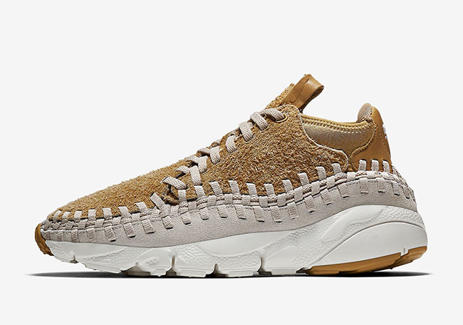 Nike Air Footscape Woven Chukka Hairy Suede Pack