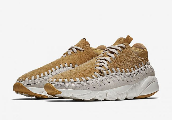 Nike Air Footscape Woven Chukka Hairy Suede Pack | SneakerFiles