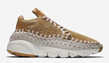 Nike Air Footscape Woven Chukka Hairy Suede