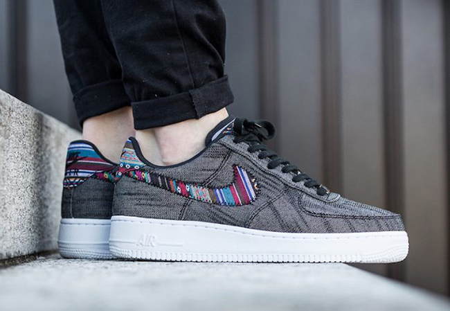 Nike Air Force 1 07 LV8 'Afro Punk'