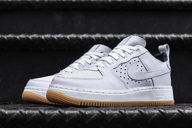 Nike Air Force 1 CMFT TC Low SP White Gum