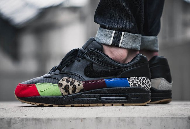 Nike Air Max 1 Master On Feet