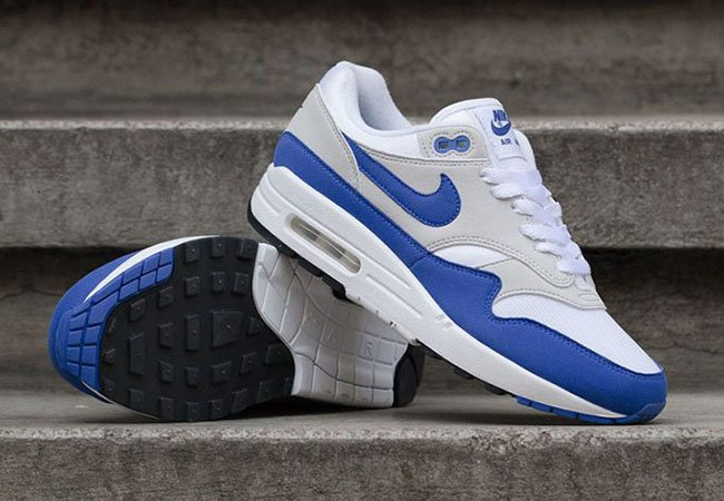 huge discount 2dad6 79fd7 Nike Air Max 1 OG Blue Anniversary 908375-101 Release Date ...