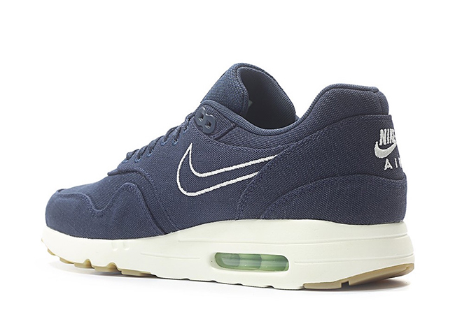 Nike Air Max 1 Ultra 2.0 Textile Armory Navy 898009 400