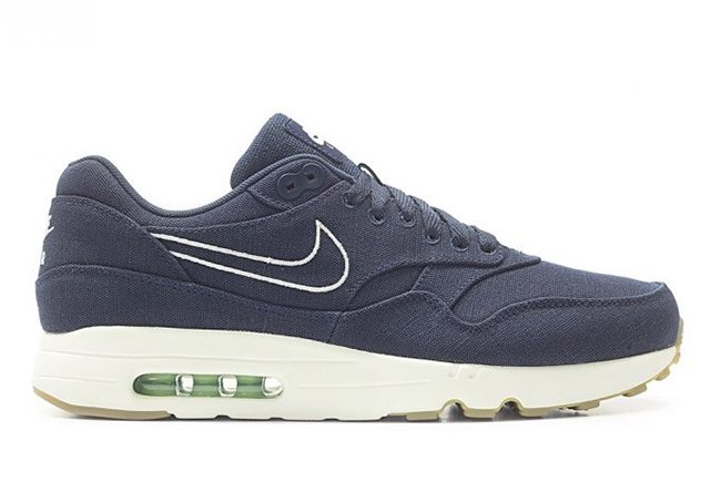 purchase cheap 4ef64 d2462 Nike Air Max 1 Ultra 2.0 Textile Armory Navy