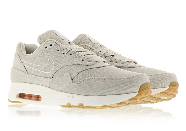 competitive price 3eaac 1f3f6  Nike Air Max 1 Ultra 2.0 Textile Light Bone.