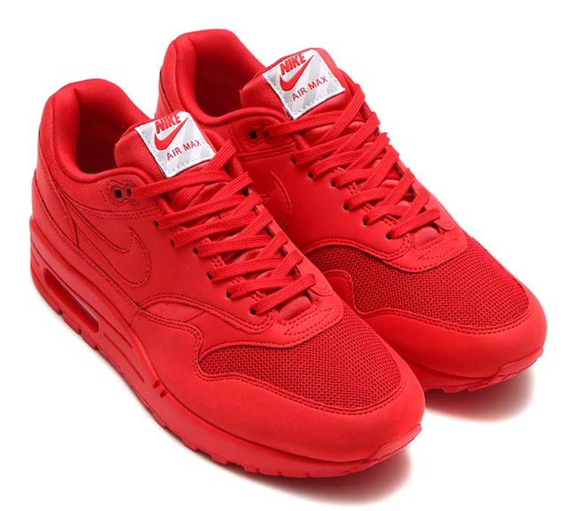 air max 1 red
