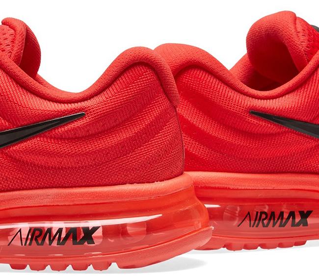 Nike Air Max 2017 Bright Crimson