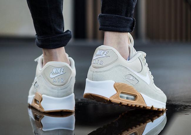 Nike Air Max 90 Oatmeal Gum 325213 128 | SneakerFiles